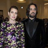 Carlota Casiraghi y Dimitri Rassam en los Premios César 2018