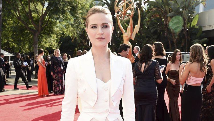 Evan Rachel Wood en los Premios Emmy 2017