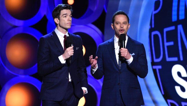John Mulaney y Nick Roll como presentadores de los Independent Spirit Awards