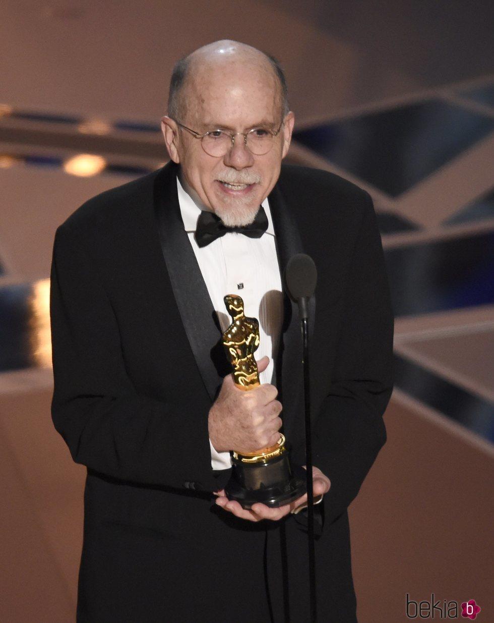 Richard King gana el Oscar 2018 a la mejor edición de sonido