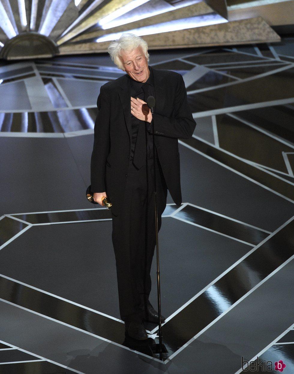 Roger Deakings gana el Oscar 2018 al mejor director