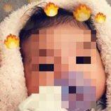 Kylie Jenner y Travis Scott comparten la primera imagen del rostro de su hija Stormi