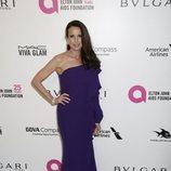 Andie MacDowell en la fiesta de la Fundación Elton John tras los Oscar 2018