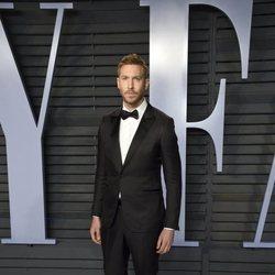 Calvin Harris en la fiesta Vanity Fair tras los Oscar 2018