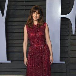 Ana de Armas en la fiesta Vanity Fair tras los Oscar 2018