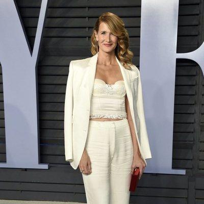 Laura Dern en la fiesta Vanity Fair tras los Oscar 2018