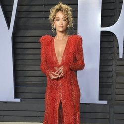 Rita Ora en la fiesta Vanity Fair tras los Oscar 2018