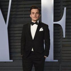 Rupert Friend en la fiesta Vanity Fair tras los Oscar 2018