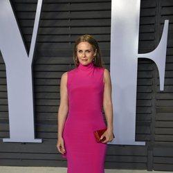 Alicia Silverstone en la fiesta Vanity Fair tras los Oscar 2018