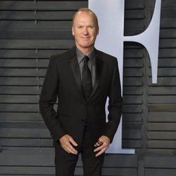 Michael Keaton en la fiesta Vanity Fair tras los Oscar 2018