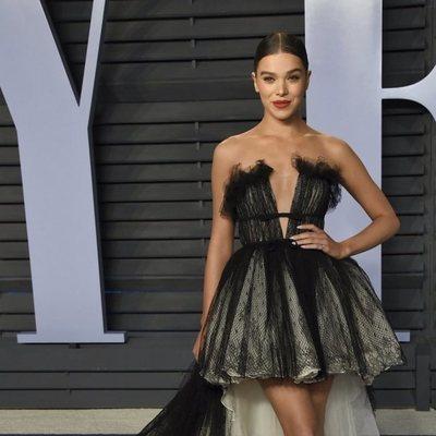 Hailee Steinfeld en la fiesta Vanity Fair tras los Oscar 2018