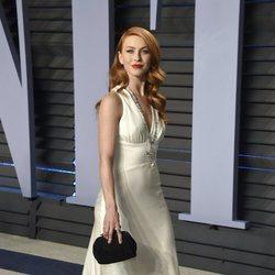 Julianne Hough en la fiesta Vanity Fair tras los Oscar 2018