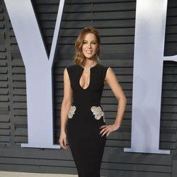 Kate Beckinsale en la fiesta Vanity Fair tras los Oscar 2018