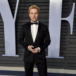 Ronan Farrow en la fiesta Vanity Fair tras los Oscar 2018