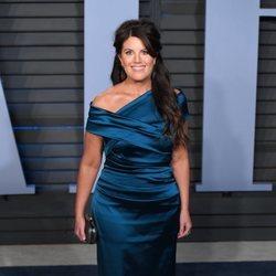 Monica Lewinsky en la fiesta Vanity Fair tras los Oscar 2018