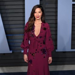 Olivia Munn en la fiesta Vanity Fair tras los Oscar 2018