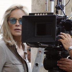 Sharon Stone vuelve a colocarse delante de las cámaras para HBO