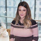 Laura Matamoros en la presentación de 'Baby News' en Madrid