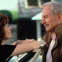 Susan Sarandon y Paul Newman en la película 'Al caer el sol' 1998