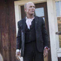Ed Harris en un capítulo de la segunda temporada de 'Westworld'