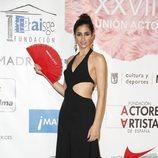 Alba Flores en el photocall de los Premios Unión de Actores 2018