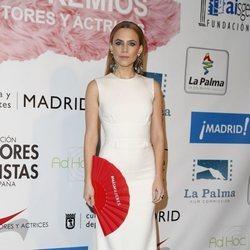 Aura Garrido en el photocall de los Premios Unión de Actores 2018
