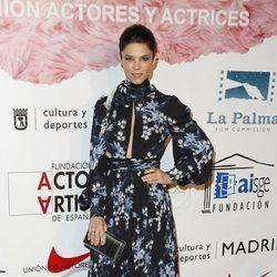 Juana Acosta en el photocall de los Premios Unión de Actores 2018
