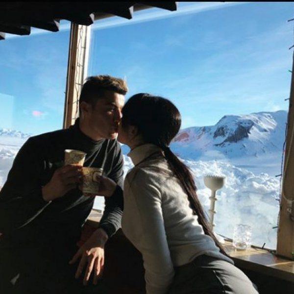 El increíble viaje a Islandia de Georgina Rodríguez y Cristiano Ronaldo