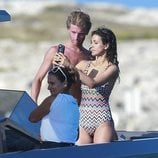 Christian de Hannover y Alessandra de Osma de vacaciones en Ibiza