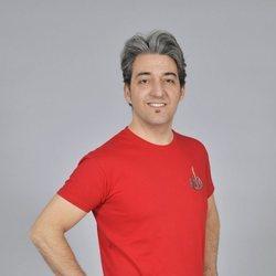 Fernando Marcos en la foto oficial de 'Supervivientes 2018'