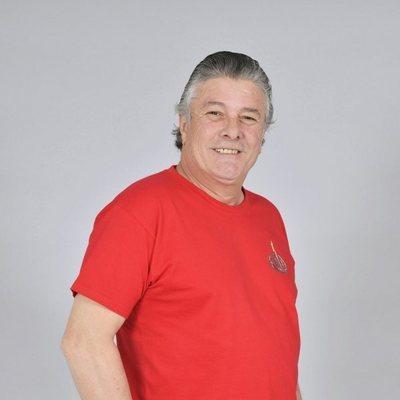 Francisco en la foto oficial de 'Supervivientes 2018'