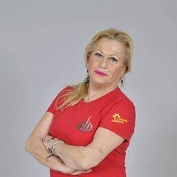 Mayte Zaldívar en la foto oficial de 'Supervivientes 2018'