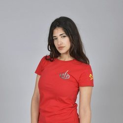 Melissa Vargas en la foto oficial de 'Supervivientes 2018'