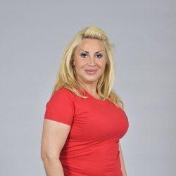 Raquel Mosquera en la foto oficial de 'Supervivientes 2018'