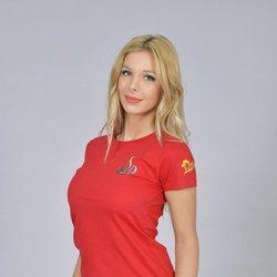 Romina Malaspina en la foto oficial de 'Supervivientes 2018'