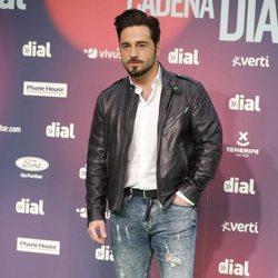 David Bustamante en los Premios Cadena Dial 2018