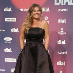 Amaia Montero en los Premios Cadena Dial 2018