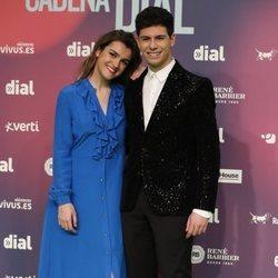 Alfred y Amaia en los Premios Cadena Dial 2018