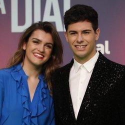 Amaia y Alfred en los Premios Cadena Dial 2018