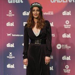 Bebe en los Premios Cadena Dial 2018