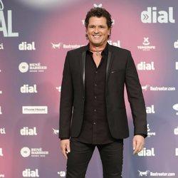 Carlos Vives en los Premios Cadena Dial 2018