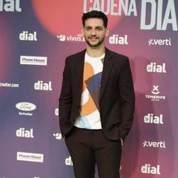 Fran Perea en los Premios Cadena Dial 2018