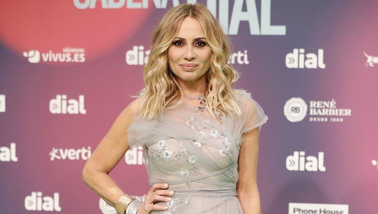 Marta Sánchez en los Premios Cadena Dial 2018