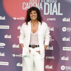 Rosana en los Premios Cadena Dial 2018
