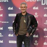 Sergio Dalma en los Premios Cadena Dial 2018