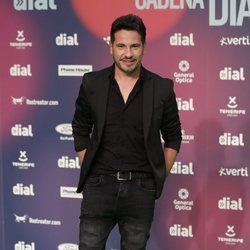 David de María en los Premios Cadena Dial 2018