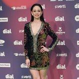 Elena Rivera en los Premios Cadena Dial 2018