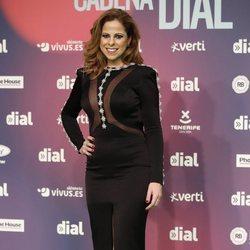 Pastora Soler en los Premios Cadena Dial 2018