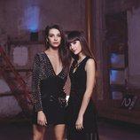 Aitana y Ana Guerra en una sesión de fotos