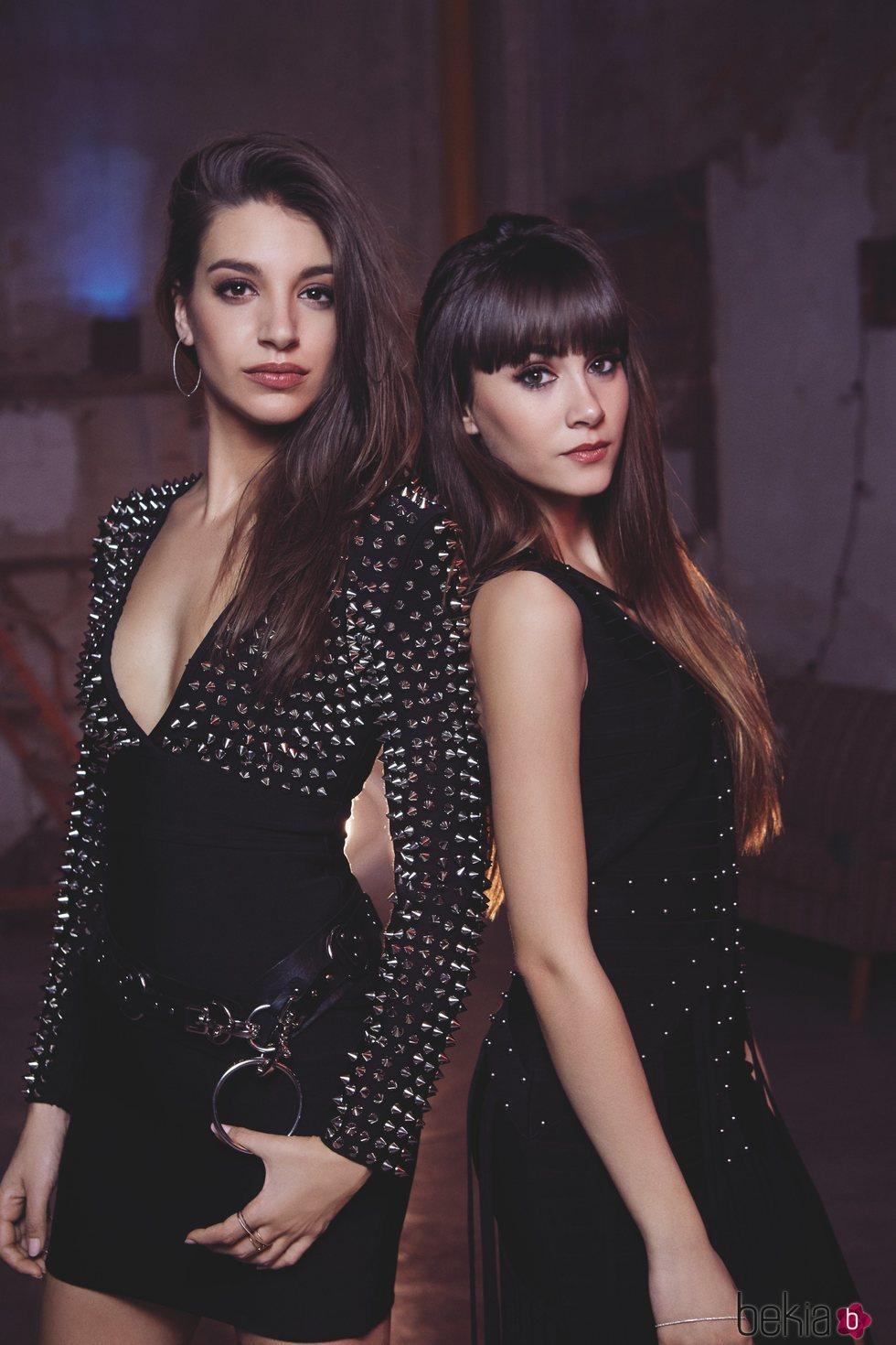 Aitana y Ana Guerra como dúo musical 'Aitana War'